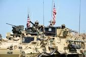 Syria đòi giải thể liên quân Mỹ