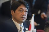 Nhật Bản chính thức có Bộ trưởng Quốc phòng mới