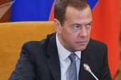 Thủ tướng Nga tố Mỹ gây 'chiến tranh thương mại'