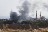 Đoàn xe 200 quân IS tan tác dưới mưa bom của Nga