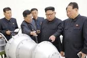 Hàn Quốc phát hiện chất phóng xạ gần Triều Tiên