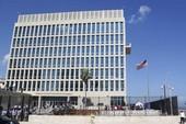 Mỹ 'cân nhắc' đóng cửa đại sứ quán ở Cuba