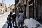 Anh, Mỹ sẽ không giúp Syria tái thiết đất nước