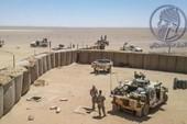 Quân Mỹ sắp rời căn cứ quân sự ở Syria