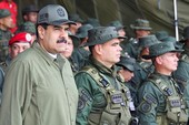 Quân đội Venezuela được kêu gọi sẵn sàng đối phó Mỹ