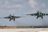 Máy bay Nga tiêu diệt 7 chỉ huy IS ở Syria