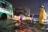 Nhiều nơi ở Sài Gòn có thể ngập vào ngày 13, 14-3