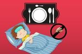 Chế độ ăn uống tốt cho người bị sốt xuất huyết
