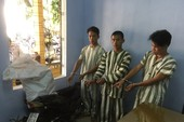 Bắt nhóm trộm xe ở Huế tiêu thụ ở Đà Nẵng