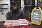 Phá đường dây tiền giả từ Trung Quốc về VN tiêu thụ