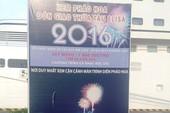 Gần 2 triệu một chỗ 'đắc địa' xem pháo hoa ở Sài Gòn