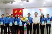 Ra mắt BCH Đoàn Sở Tư pháp TP.HCM nhiệm kỳ 2017 - 2022