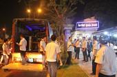 Dọn vỉa hè trên 'đường ăn nhậu' ở Sài Gòn