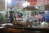 Bắt nhóm đánh công an, đập quán ăn ở Phú Nhuận