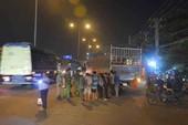Nam thanh niên tử vong sau va chạm xe tải