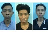 Nhóm cướp 16 tuổi dùng dao cướp của tình nhân ở TP.HCM