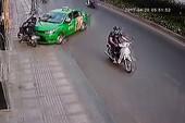 Tài xế taxi bắt cướp ở cửa ngõ Tân Sơn Nhất