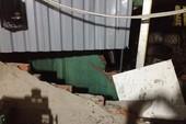 1 công ty dược tại Gò Vấp xảy ra nổ lớn