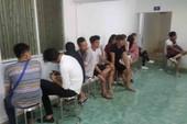 Hàng chục nam nữ phê ma túy trong khách sạn ở quận 10