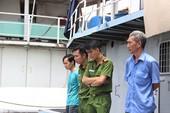 Thi thể trôi lập lờ cạnh du thuyền trên sông Sài Gòn