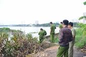 Phát hiện thi thể đàn ông sát bờ kênh ở Bình Thạnh