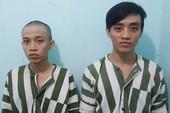 2 thanh niên gây ra 12 vụ cướp giật ở Tân Bình