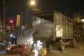 Trượt ngã vào bánh xe tải, 1 thanh niên tử vong