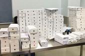 Hải quan bắt giữ lô iPhone 6, 7 'khủng' nhập lậu từ Mỹ