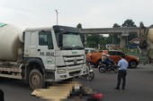 2 người thiệt mạng vì bị xe cán