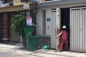 Thi thể bé gái sơ sinh trong thùng rác ở Tân Bình