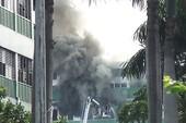 Cháy Công ty PouYuen, hàng trăm người hoảng loạn