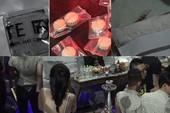 Cảnh sát vào DC Club quận 1 gặp nhiều người phê ma túy