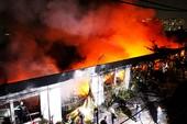 Toàn cảnh vụ cháy dữ dội trong KCN Tân Bình