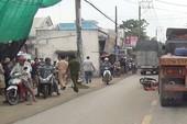 Nữ sinh bị xe đầu kéo cán tử vong trên đường đi học