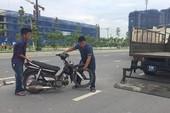 Nam thanh niên tông thẳng vào đuôi xe tải tử vong