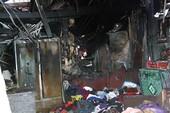 Thương tâm: 3 mẹ con tử vong trên gác gỗ căn nhà cháy