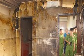 4 người bỏng nặng do dùng xăng lau nhà còn hút thuốc