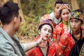 Teen xứ Nghệ làm bộ ảnh lên án nạn buôn người
