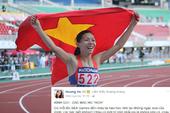 Nữ hoàng tốc độ Vũ Thị Hương: 'Dài cổ đợi thưởng hão'
