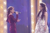 """Cô gái Hà Tĩnh khiến Hồ Quỳnh Hương """"thả mic"""" khi hát"""
