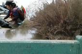 Vụ rò rỉ khí amoniac ở Bình Chánh: Dân chưa dám về nhà