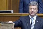 Tổng thống Ukraine thề không thỏa hiệp với Nga về Crime