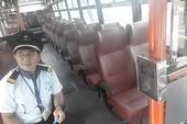 Bình Dương khai trương xe buýt phong cách Nhật Bản