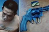 Bắt kẻ có lệnh truy nã đặc biệt cùng khẩu súng ngắn và 6 viên đạn