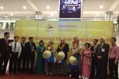 TP.HCM đón hơn 1.000 du khách quốc tế trong ngày đầu năm mới