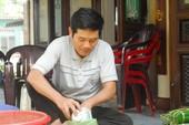 28 Tết người Huế làm bánh tét, bánh chưng