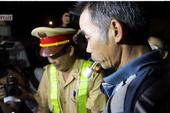Clip xử phạt tài xế container, xe tải sử dụng ma túy