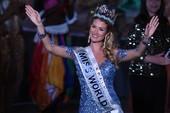 Cùng ngắm vẻ đẹp của đương kim hoa hậu thế giới 2015