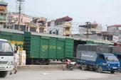 Phát hiện hàng trăm kiện hàng lậu vận chuyển bằng tàu hỏa
