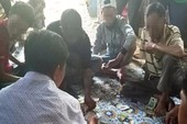 Phạt tiền 7 người đánh bạc phát trực tiếp lên Facebook